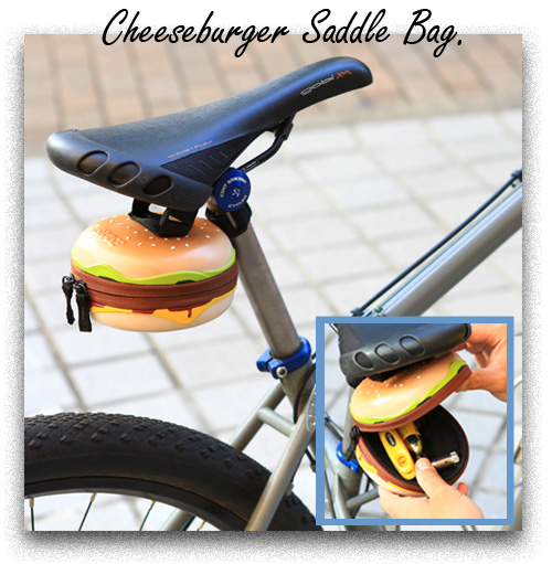 Cheeseburger Bag