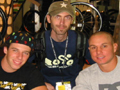 Dave Mirra and Mike Spinner